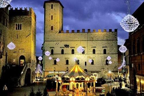 Todi Christmas Market