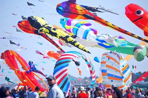 kite festival Umbria