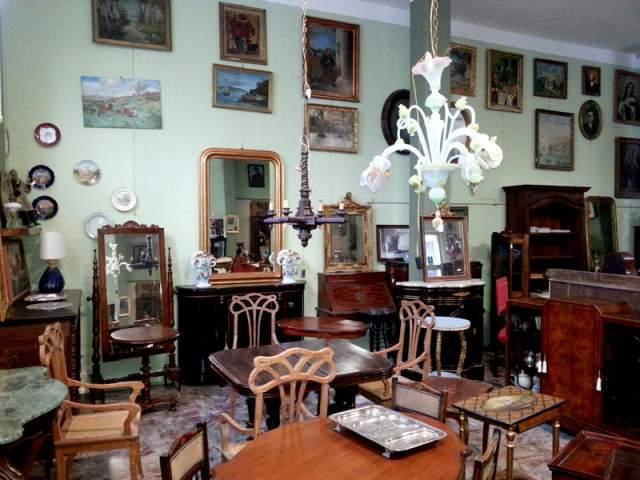 antiques tour Umbria